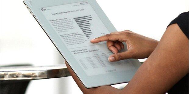 Amazon will E-Books künftig auch verleihen