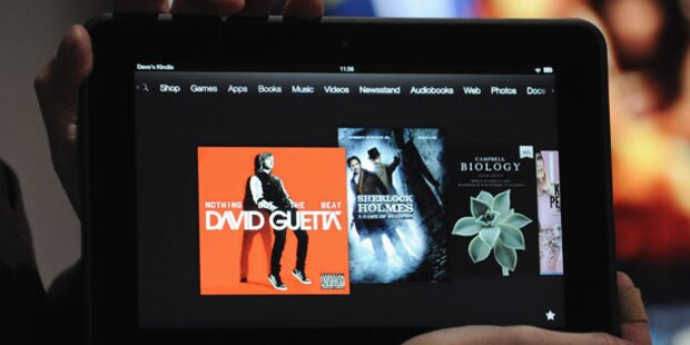 Amazon greift mit Fernsehbox an