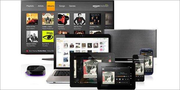 Amazon startet Gratis-Musikstreaming