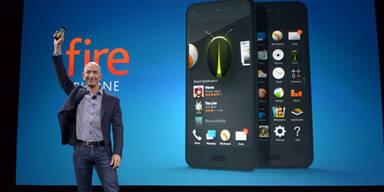 Fire Phone: Alle Infos vom Amazon-Handy