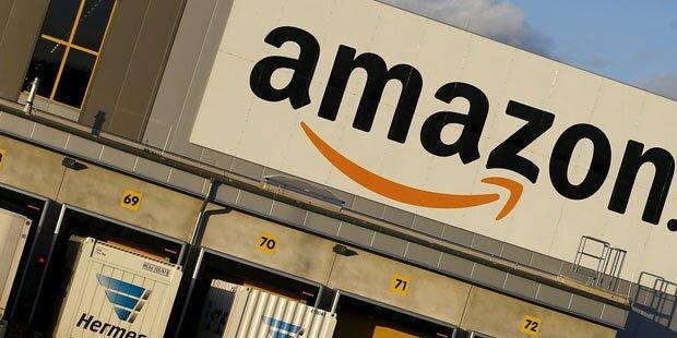 Amazon profitiert vom Cloud-Geschäft