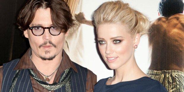 Amber Heard: Liebe zu Johnny ist privat
