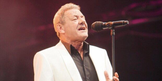 Wolfgang Ambros feierte mit Lieblings-Hits