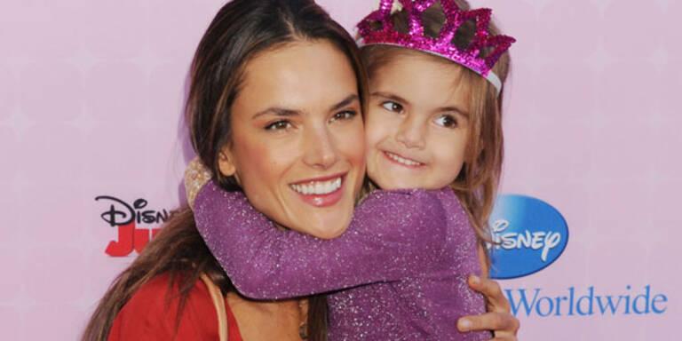 Ambrosios Tochter (5) soll zu Beauty-Doc