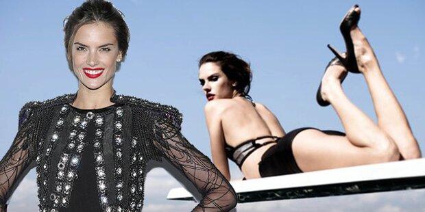 Alessandra Ambrosio verrät Verführungstricks