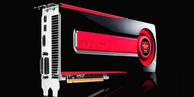 AMD bringt schnellste Grafikkarte der Welt