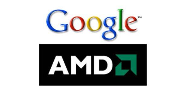 Google und AMD mit hervorragenden Zahlen