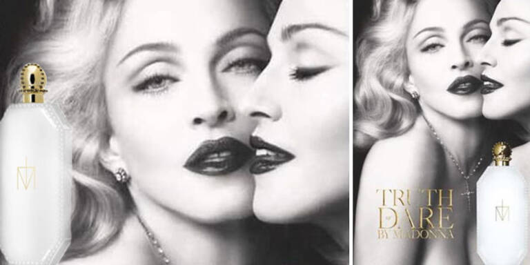 Madonnas Werbspot für neues Parfum