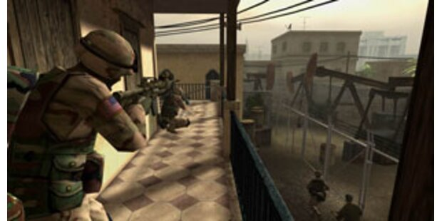 US-Kriegsveteranen gegen PC-Spiel