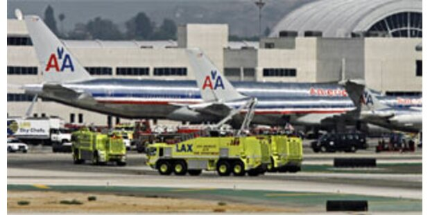 American Airlines-Maschine musste notlanden