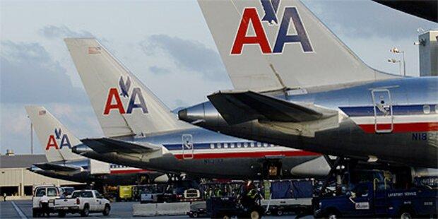 US-Passagierflugzeug musste notlanden