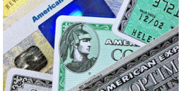 USA steigen mit 3,4 Mrd. bei AmEx ein