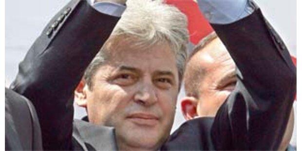 Albanerpartei DUI siegt bei Teilwiederholung