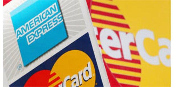 US-Finanzkrise erreicht Kreditkarten