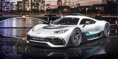 1000-PS-Mercedes mit Formel-1-Motor