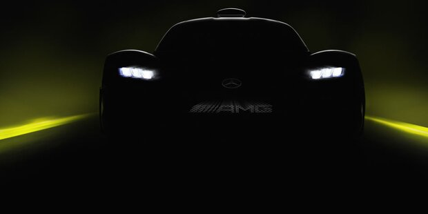 Mercedes-AMG Hypercar mit über 1.000 PS