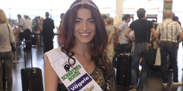 Amina Dagi: Nicht unter Top-10