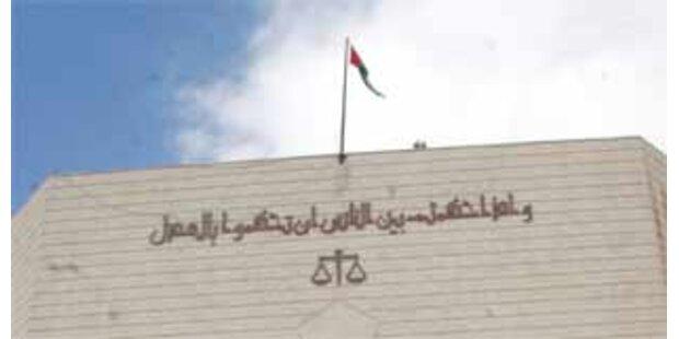 Jordanier tötete Nachbarin und fünf Kinder