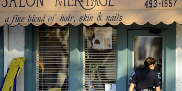 Acht Tote bei Amoklauf in Friseursalon