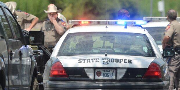 Texas: Mann erschießt fünf Menschen