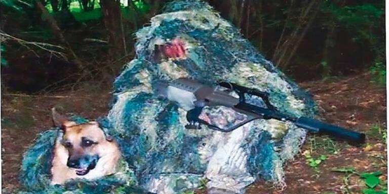 Sturmgewehr des Amok-Wilderers gefunden