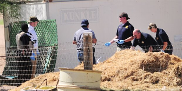 73-Jähriger tötet in Arizona fünf Menschen