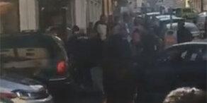 Amok-Fahrt in Wien-Favoriten: 21-Jähriger festgenommen