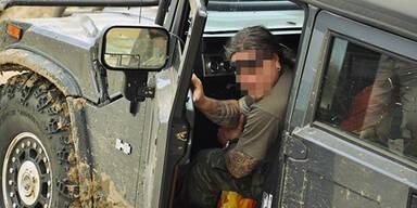 Cop-Killer: Gerüchte um Drogentransport
