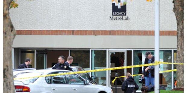 Schießerei in US-Drogenlabor - 2 Tote