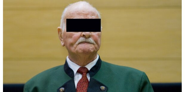 Pensionist wollte Zeugen Jehovas töten