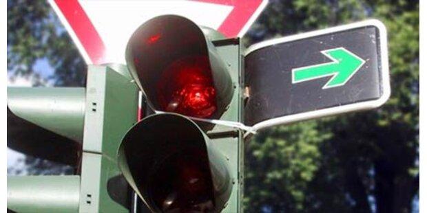 Wild-West-Überfall auf Auto in Salzburg