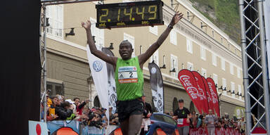 Salzburg AMREF Marathon