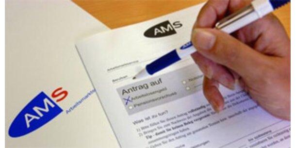 Zahl der Arbeitslosen sank im Dezember um 5%