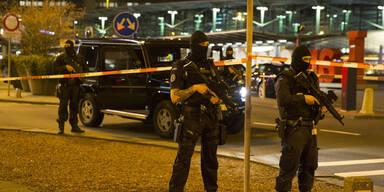 Amsterdamer Flughafen evakuiert: Eine Festnahme