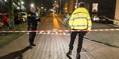 Schießerei in Amsterdam: Ein Toter