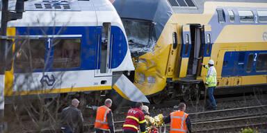 Amsterdam Zugunglück