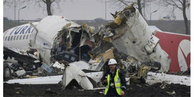 Flugüberwachung schuld am Absturz von Amsterdam?