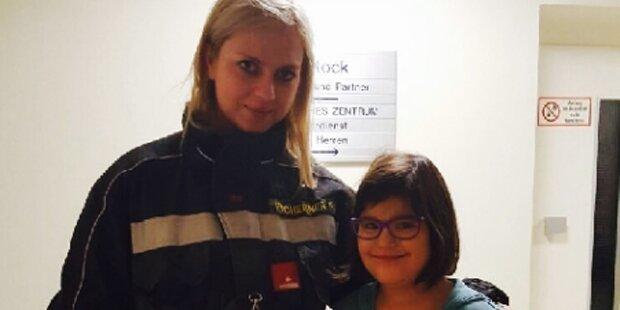 Feuerwehr befreite Achtjährige aus Lift