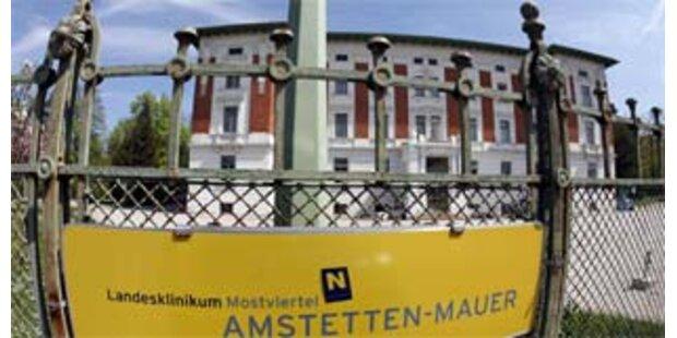 Wachdienst für Sonderkrankenanstalt in Amstetten