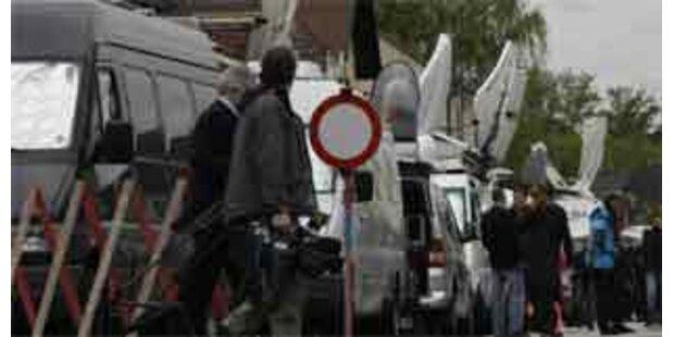 Katastrophentouristen strömen nach Amstetten