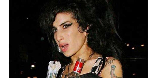 Amy Winehouse ist megasauer wegen