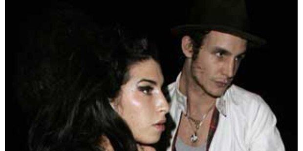 Blutiger Ehestreit bei Amy Winehouse