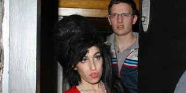 Amy Winehouse & Alex Hayes
