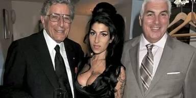 Letzte Aufnahme von Amy Winehouse
