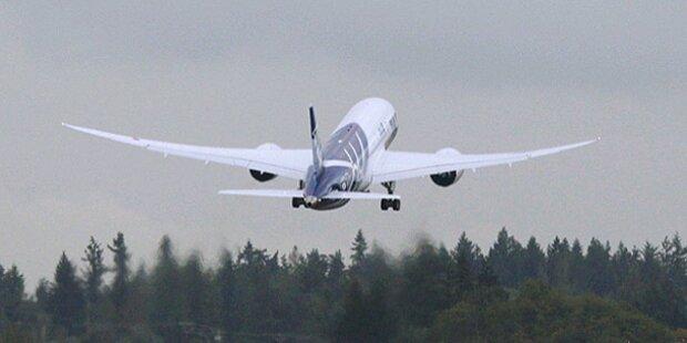 Co-Pilot löst Sturzflug aus