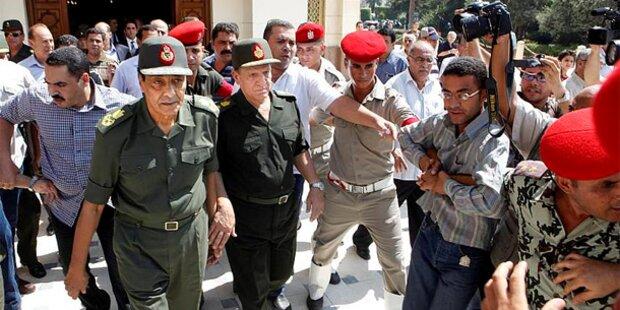 Ägypten: Militärrat ändert Wahlrecht
