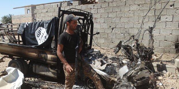 Hunderte Menschen aus IS-Gefängnis befreit