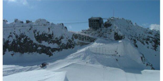Radarkontrollen auf Schweizer Skipisten