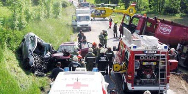 Baby Paul stirbt bei Horror-Crash