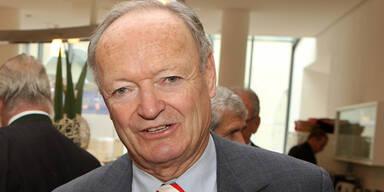 Parlament ehrt Andreas Khol zum 70er